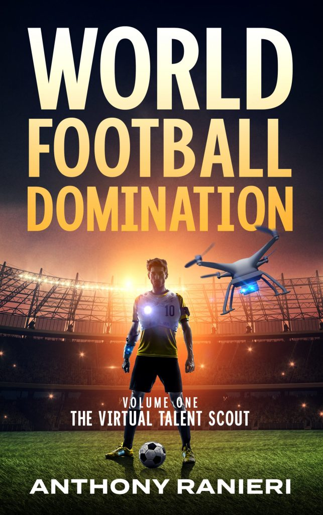 Book cover-World Football Domination